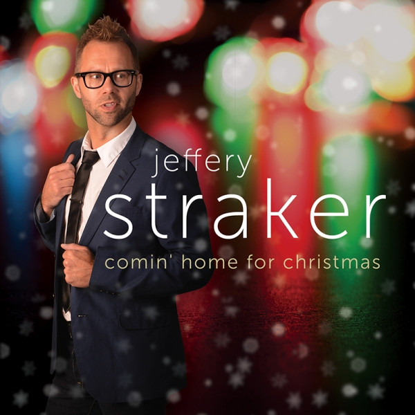 "Jeffery Strakers new Christmas single ""Comin Home for Christmas"""