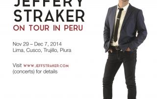 Peru Tour Poster